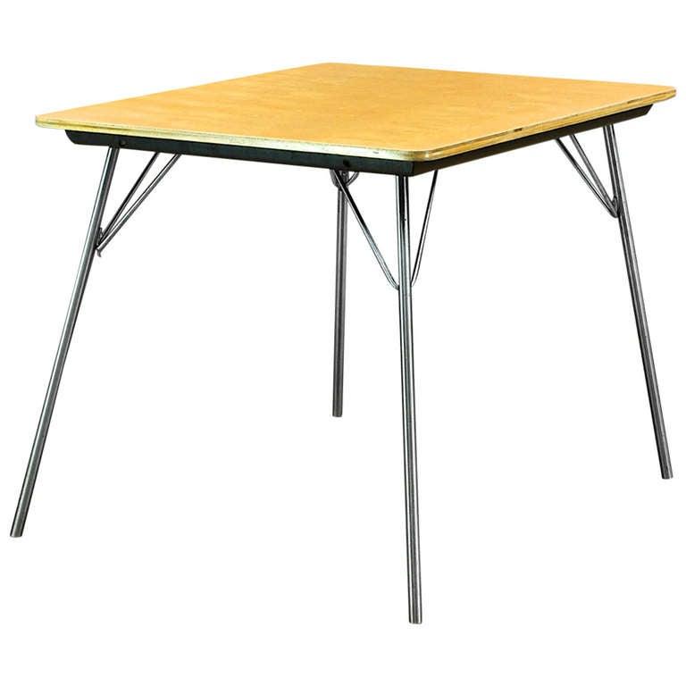 1947 eames it 1 incidental table herman miller at 1stdibs - Herman miller eames table ...