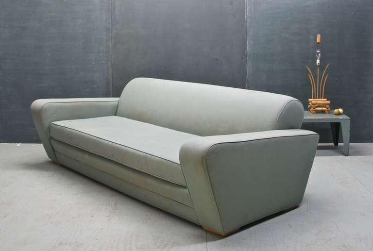 Paul Frankl Sofa ~ S frankl speed sofa deco moderne machine age and