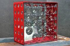 Feliciano Bejar Caja De Jano Bubble Box Magiscope Refraction Sculpture Op Art