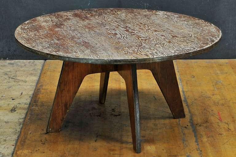 1940 39 s modernist furniture plans diy craftsman magazine for Diy cocktail table