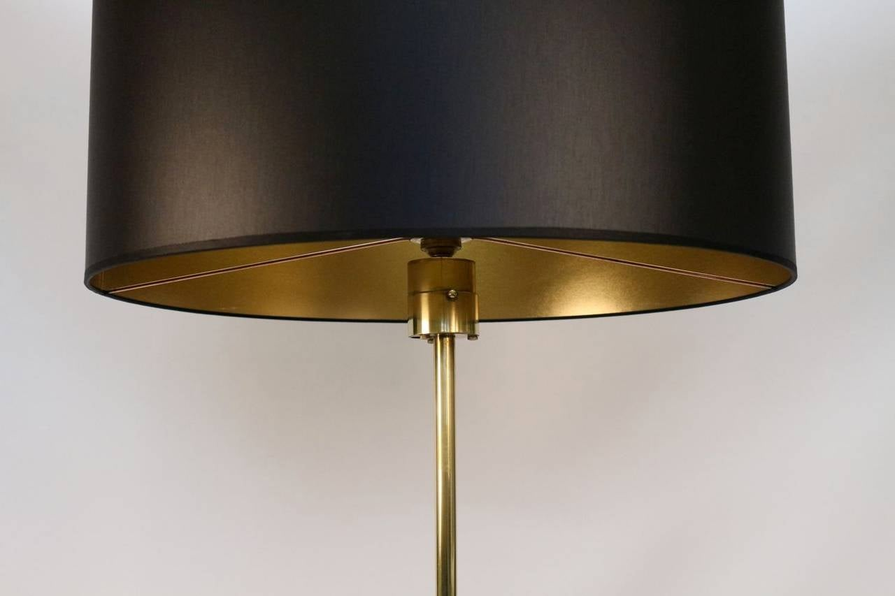 1970s Floor Lamp by Maison Lunel 3