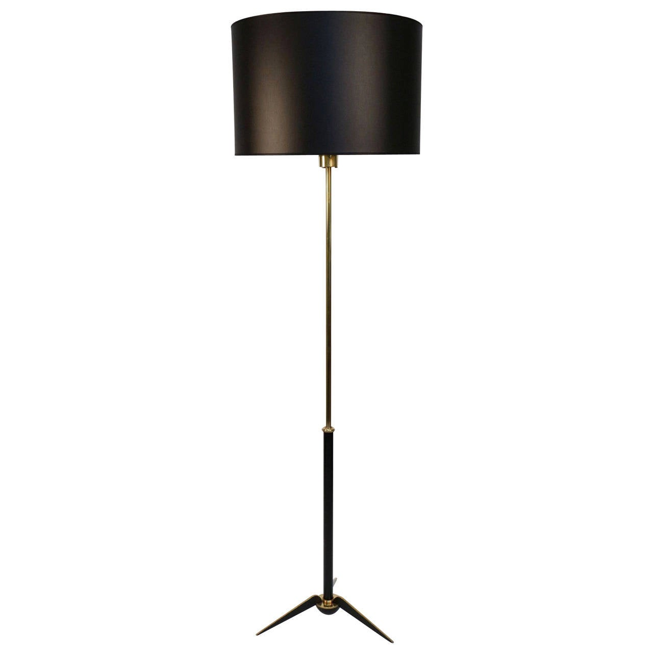 1970s Floor Lamp by Maison Lunel 1