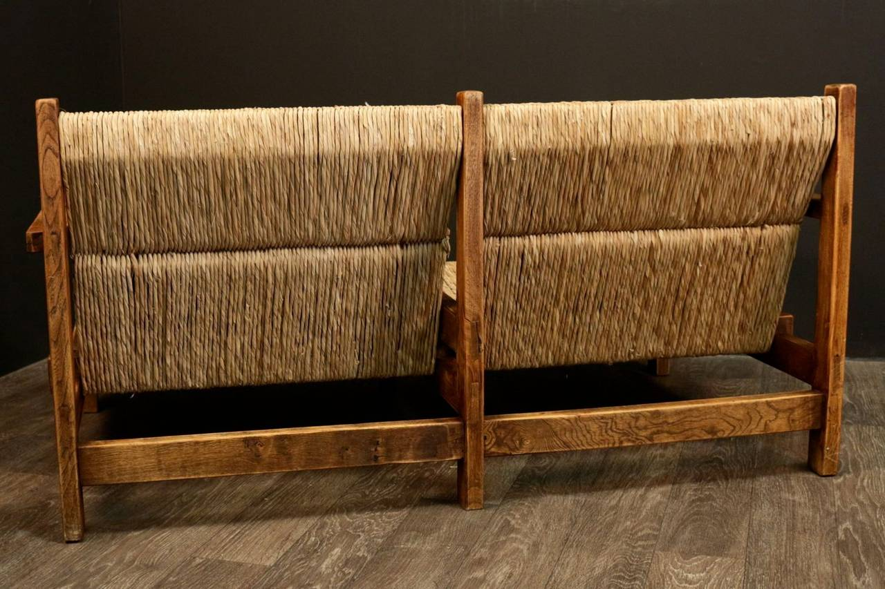 1940s Sofa Attributed To Francis Jourdain At 1stdibs