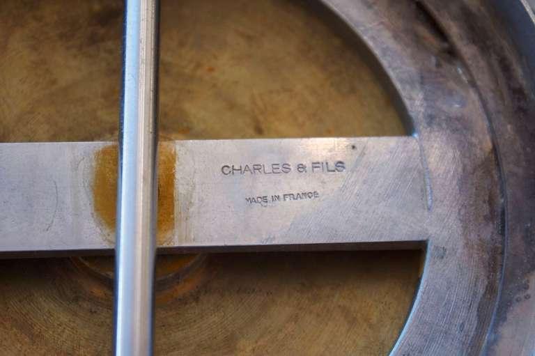 Pair of sconces les tournesols by maison charles et fils 1970 at 1stdibs - Maison couture et fils ...