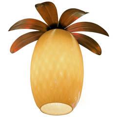 1960s Pineapple Chandelier by Maison Flor Art