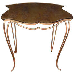 1940s Console by Rene Drouet