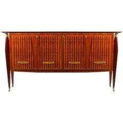 Italian Design Mid-century Sideboard or Bar Cabinet  Paolo Buffa, 1950s