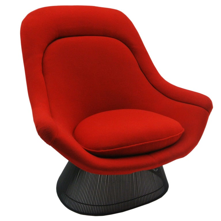 Warren Platner Easy Chair For Knoll At 1stdibs