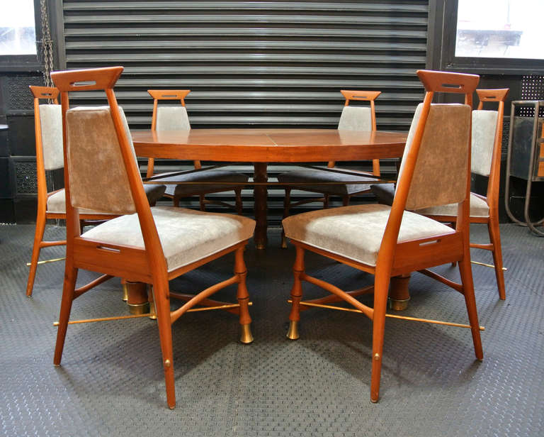 mexican dining set for sale at 1stdibs