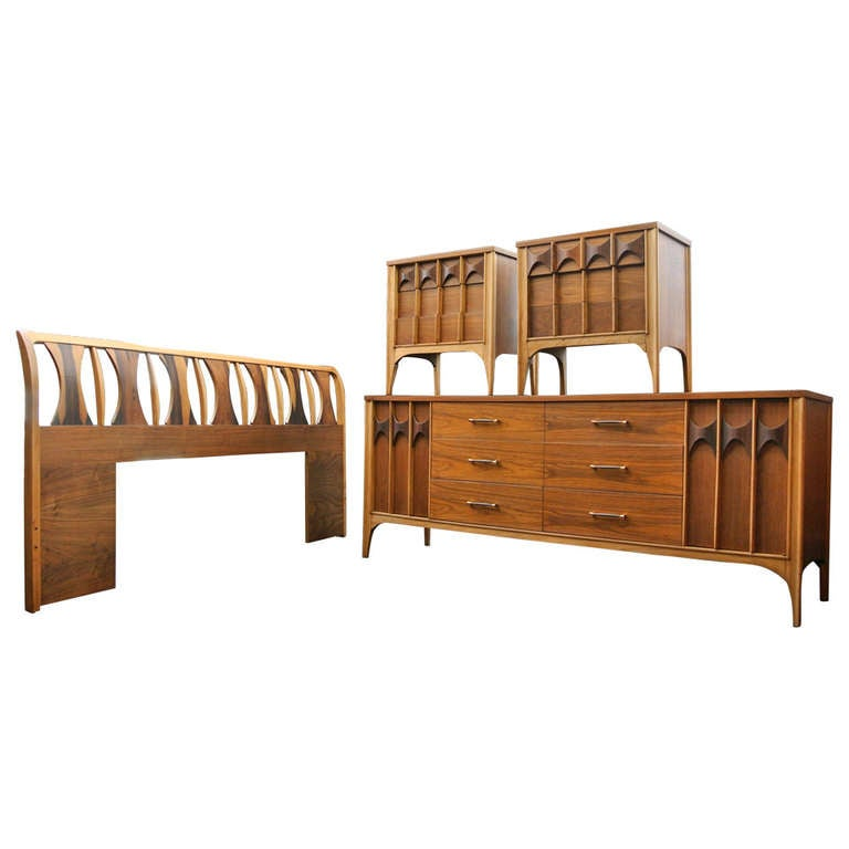 Kent coffey bedroom set at 1stdibs for L furniture more kelowna