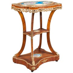 A 19th C. French Sevres Style Table
