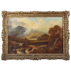 Oil on Canvas - Landscape, Circle of James Stark (1792-1859)