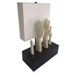 Rosenthal Hand Lamp 1940s