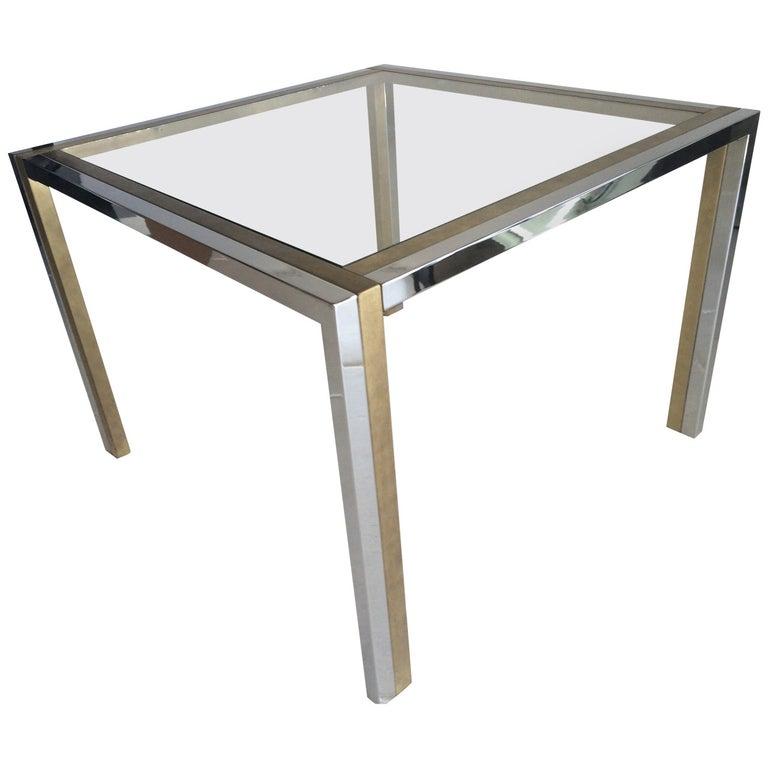 Maison Jansen Table, 1970s For Sale