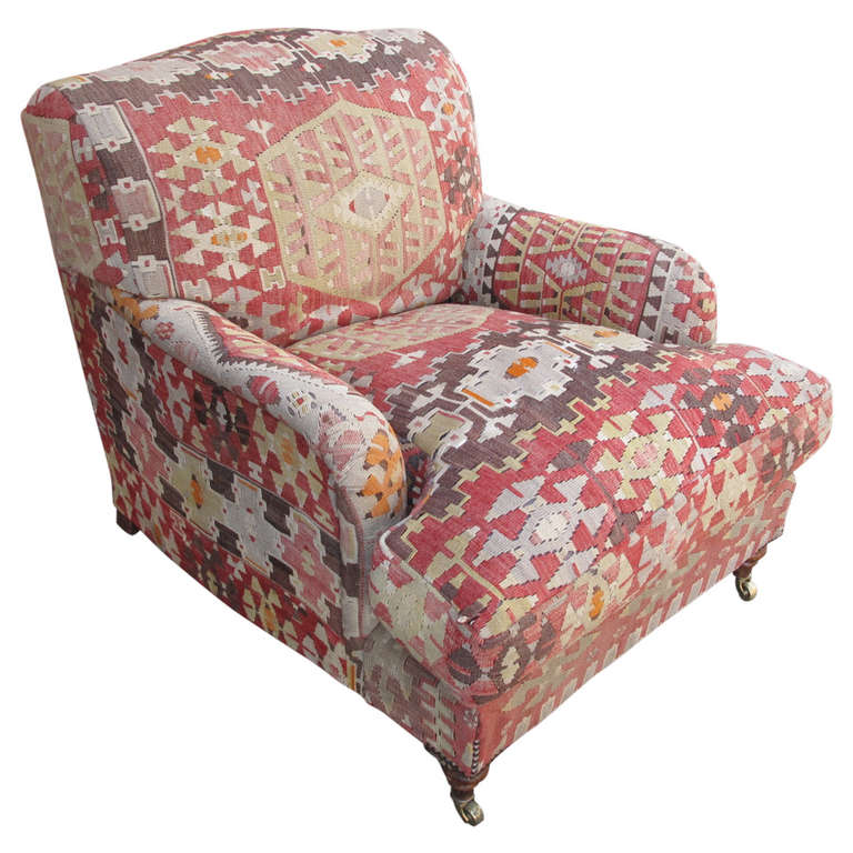 Kilim armchair 28 images kilim upholstered armchair for Children s armchairs 10 of the best
