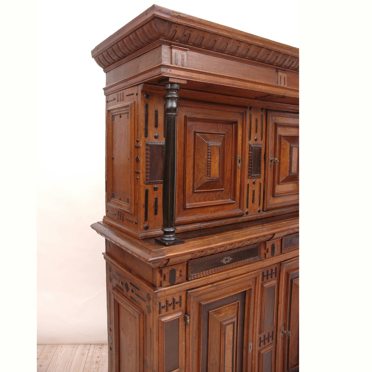 hanging kitchen cabinets baroque cupboard third quarter of the 17th century 1560