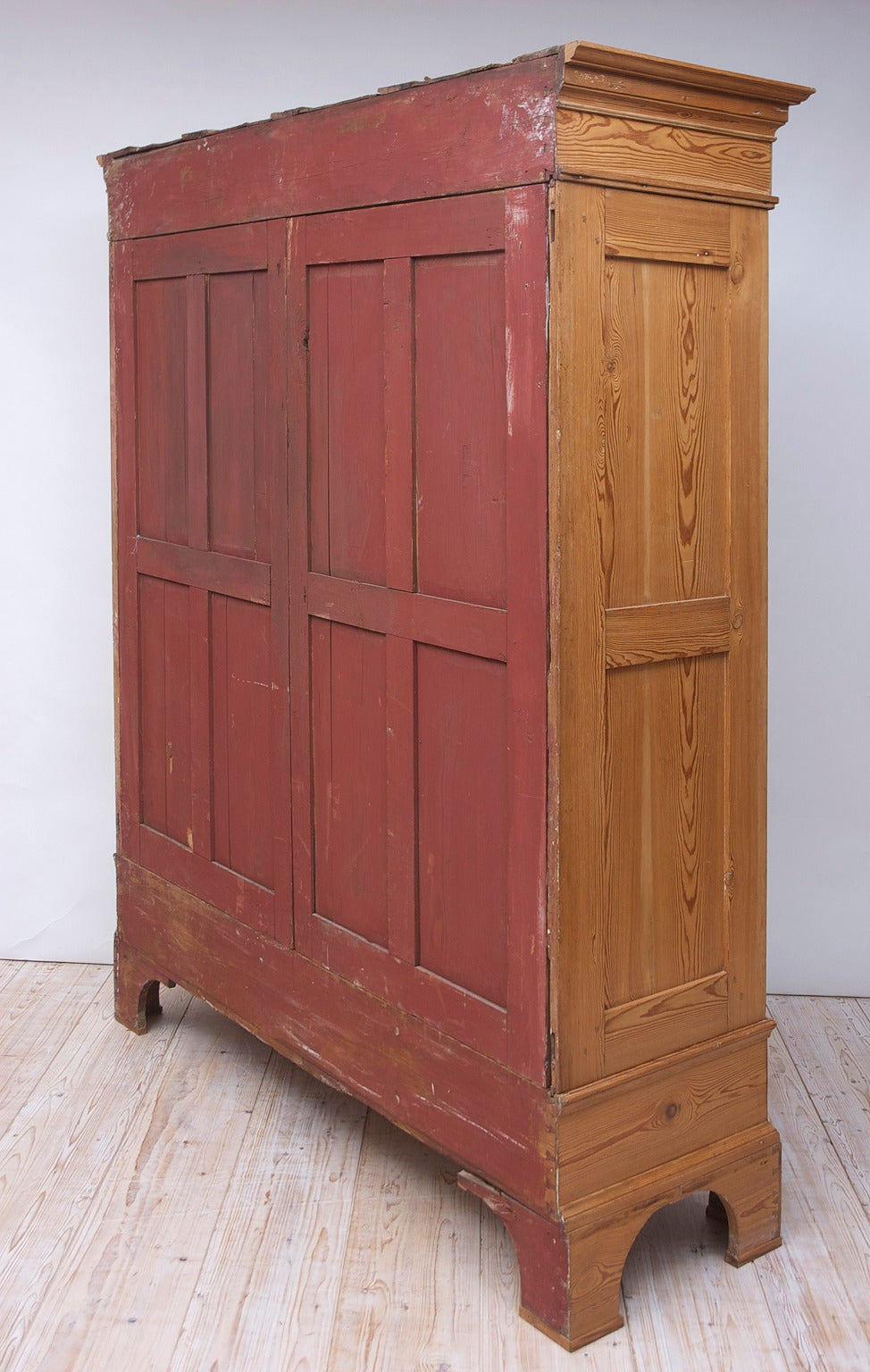 18th century antique north german pine sun armoire with. Black Bedroom Furniture Sets. Home Design Ideas