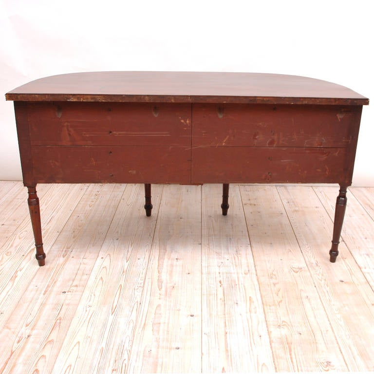 George III Perfectly Scaled Sideboard in Mahogany, England, circa 1810 For Sale 4