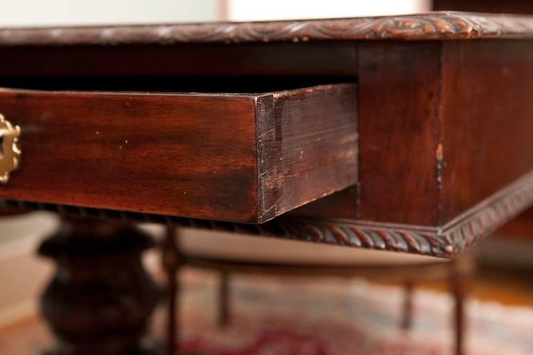 Federal Partners' Desk in Mahogany, Philadelphia, circa 1820 4