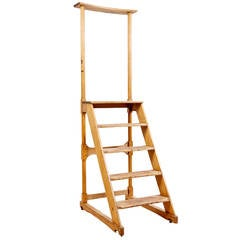 American Library Ladder, Boston, circa 1850