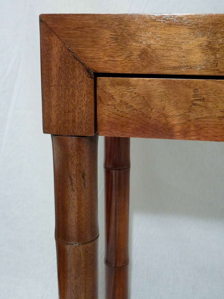 Japanese Style Console Table ~ Modern asian style console table at stdibs