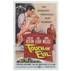Touch of Evil Poster- Film Poster