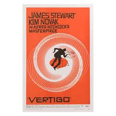 Vertigo Poster- Film Poster