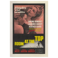 """""""Room at the Top,"""" Film Poster"""
