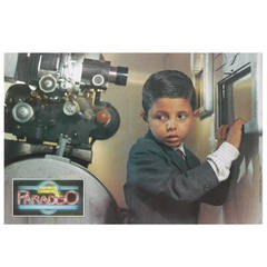 "Cinema ""Paradiso"" Poster"