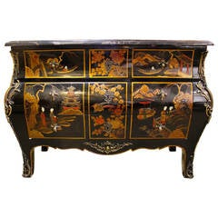 Painted and parcel gilt french regence bibliotheque for sale at 1stdibs - Bibliotheque 4 cases ...