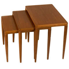 Niels Vodder Nesting Tables