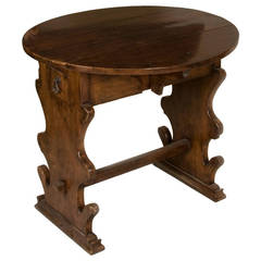 Italian Renaissance Walnut Table