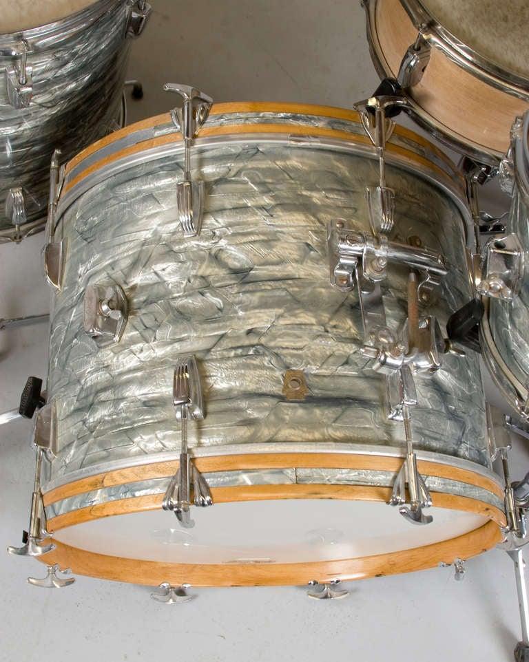 Classic Ludwig Drum Sets Super Classic Drum Set