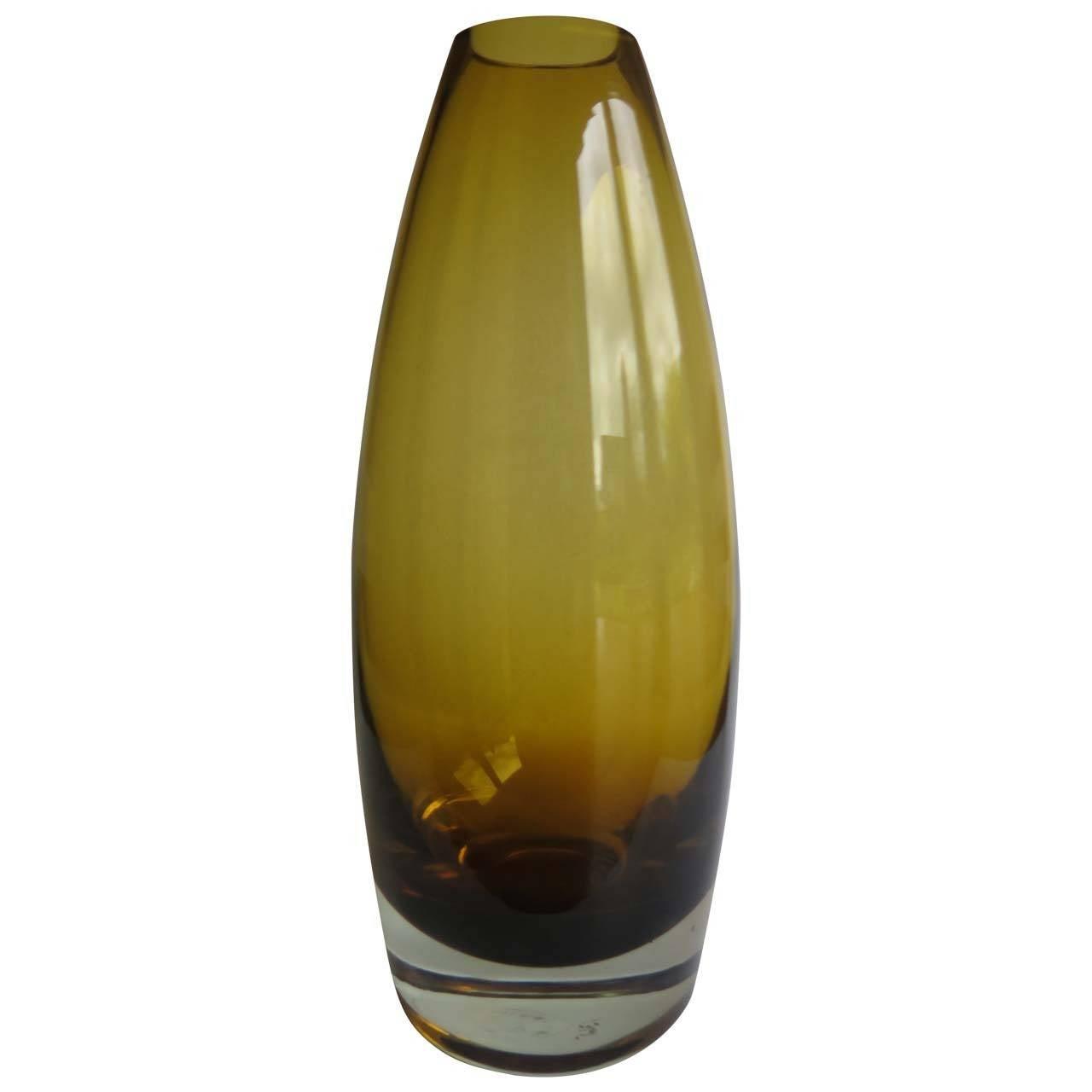 Finnish riihimaki art glass vase riihimaen lasi oy cased yellow finnish riihimaki art glass vase riihimaen lasi oy cased yellow 1960s for reviewsmspy