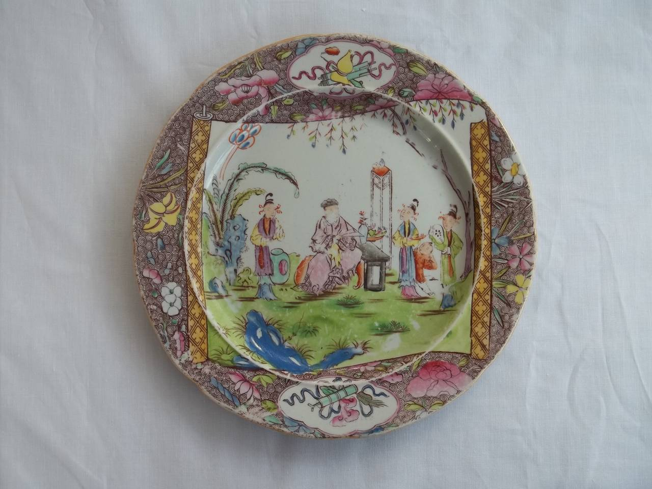 dating masons ironstone Choose from 100+ antique plates, prices from £110 to £30000 only genuine antique plates approved date of manufacture declared on all antique plates.