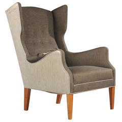 Wingback Chair by IM Christensen