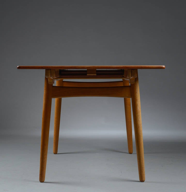 Hans wegner dining table by andreas tuck for sale at 1stdibs Andreas furniture