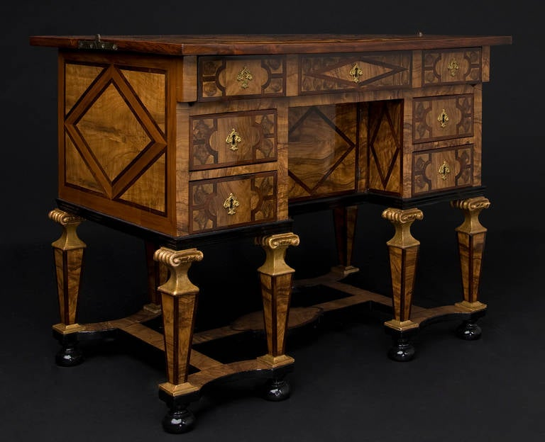 bureau mazarin for sale at 1stdibs. Black Bedroom Furniture Sets. Home Design Ideas