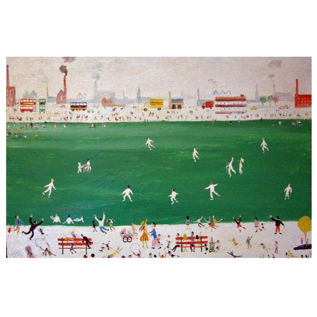 The Cricket Match 1