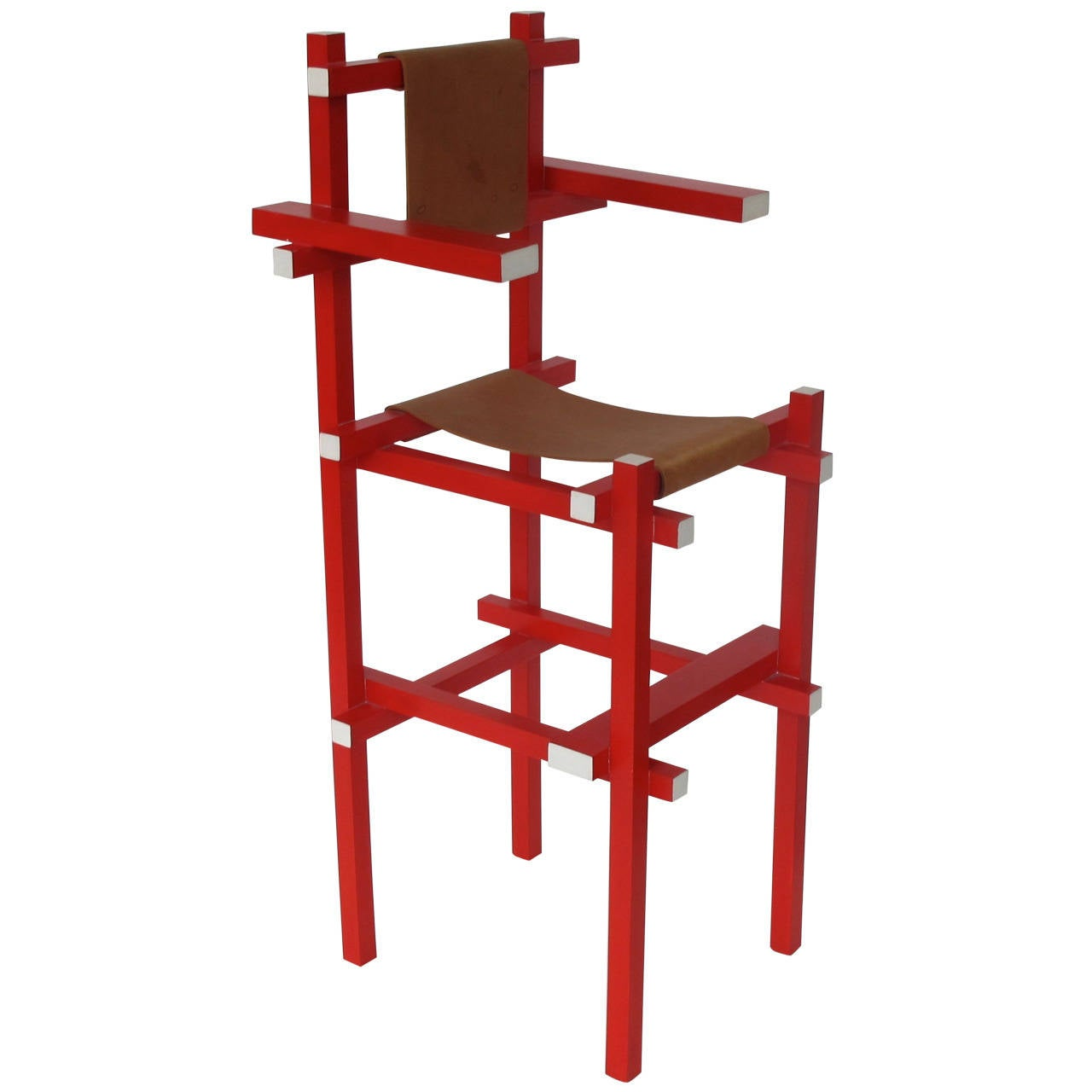 Gerrit rietveld chair for sale - Gerrit Rietveld Rare Children S High Chair By Gerard Van De Groenekan 1