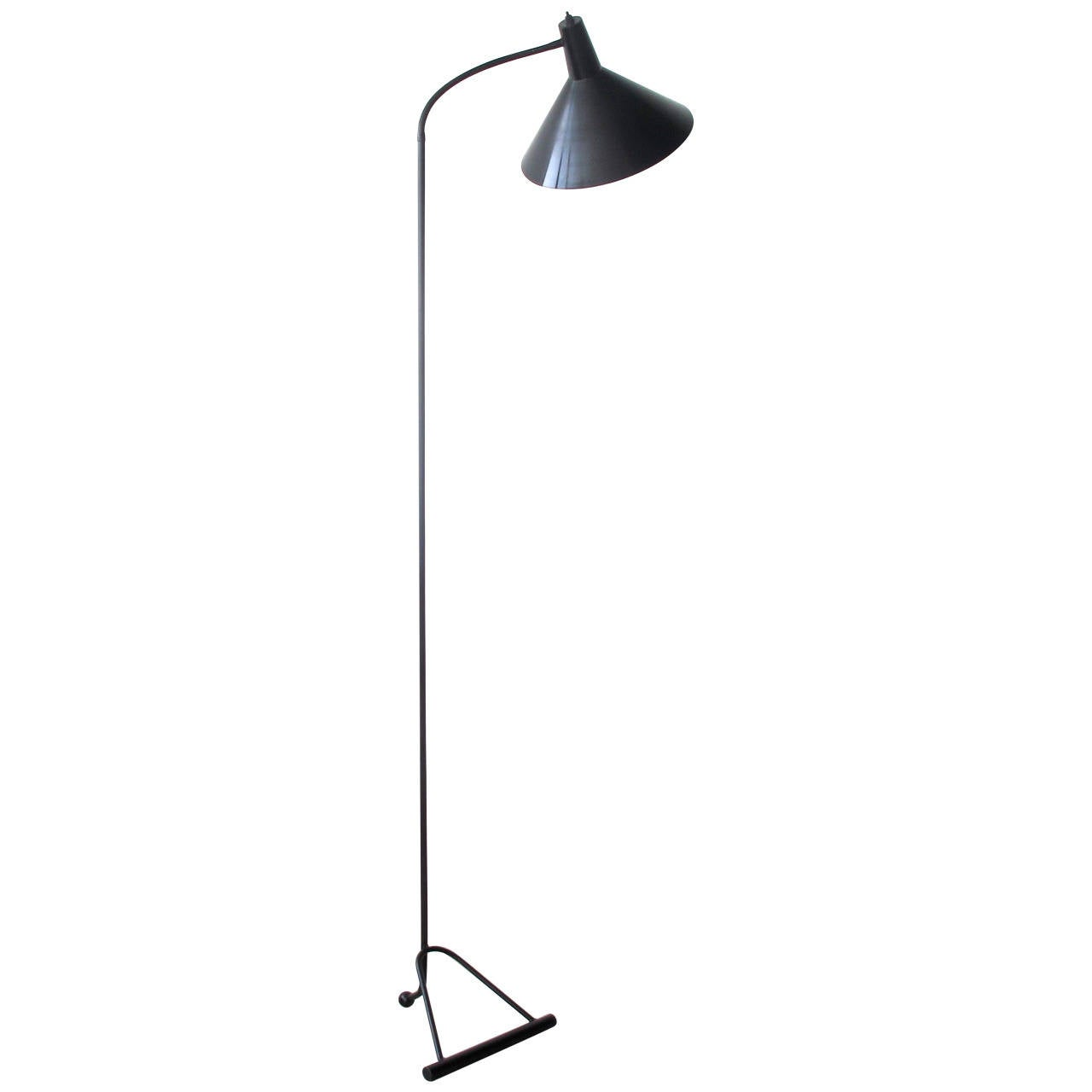 Modernist floor lamp by herman busquet for hala zeist 1954 at 1stdibs modernist floor lamp by herman busquet for hala zeist 1954 for sale mozeypictures Choice Image