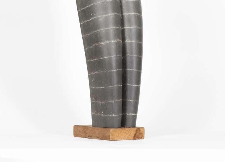 20th Century Modern Ceramic Object by Veronika Pöschl For Sale