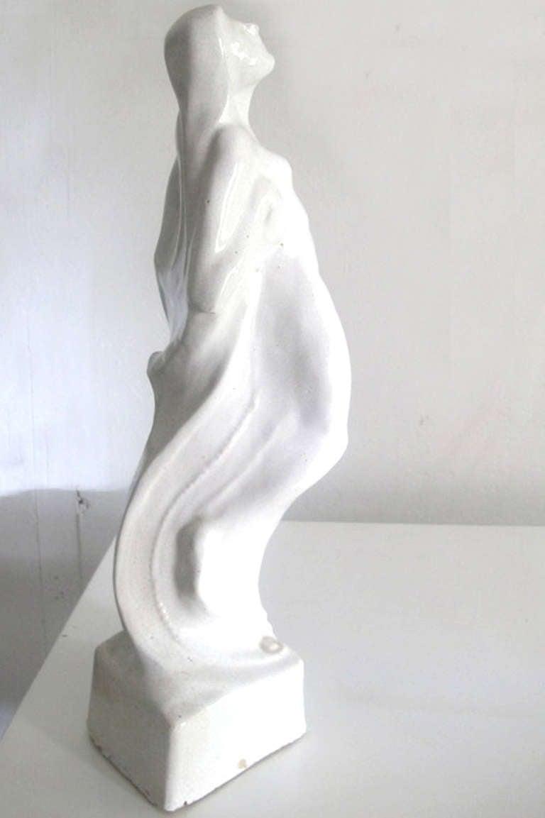 Dutch Symbolistic Art Deco Sculpture, 1920s For Sale