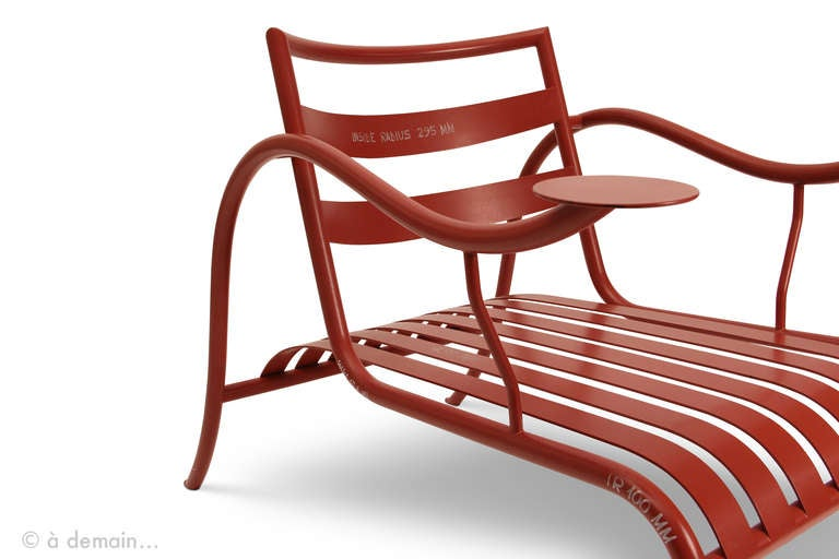 20th Century Thinking Manu0027s Chair Lounge Chair Designed By Jasper Morrison  For Cappellini In 1986 For