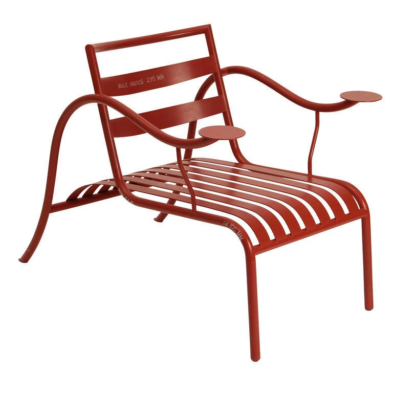 Thinking Man S Chair Lounge Chair Designed By Jasper