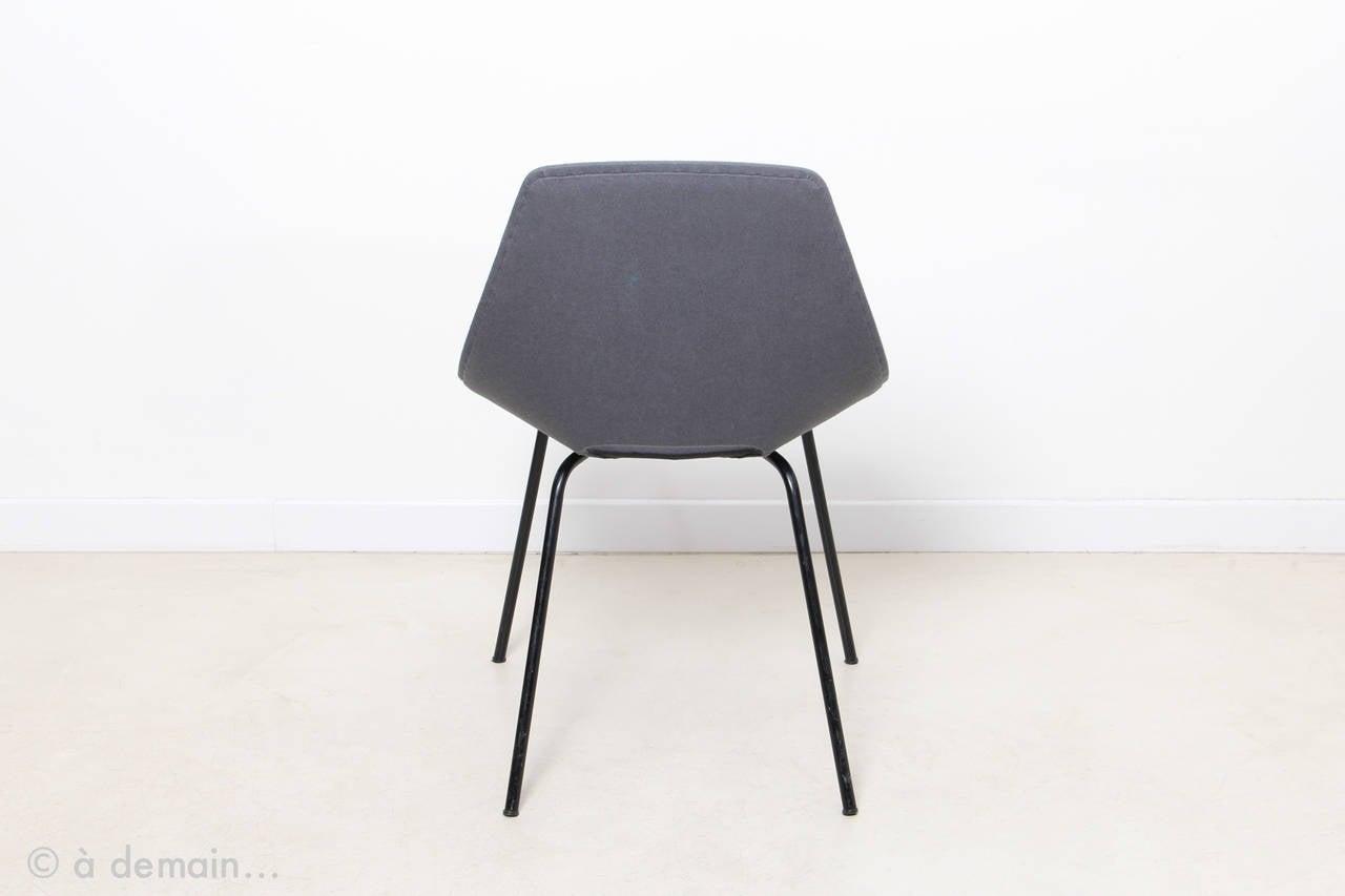 chaise tonneau de guariche steiner images best. Black Bedroom Furniture Sets. Home Design Ideas