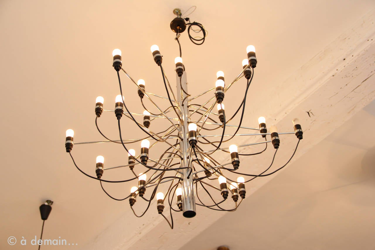 This Model Is The Rare And Iconic First Edition Of 2097 30 Chandelier By