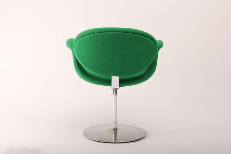 llittle tulip chair designed by pierre paulin for artifort. Black Bedroom Furniture Sets. Home Design Ideas