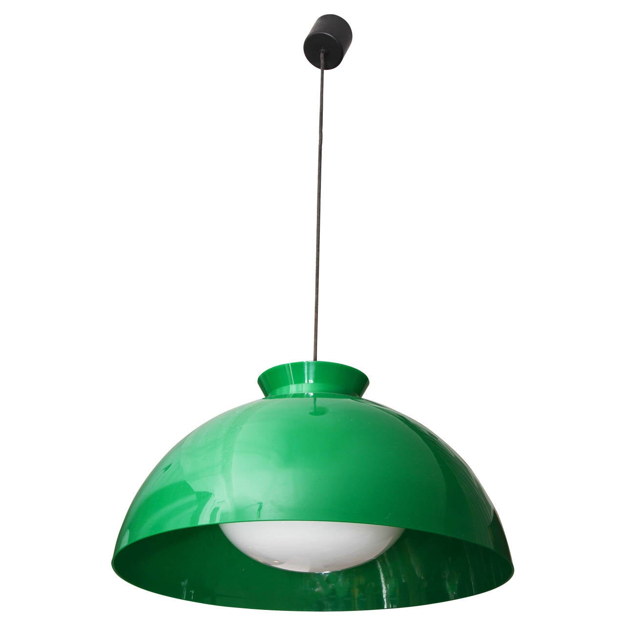 Kd6 ceiling lamp designed by castiglioni brothers for Castiglioni light