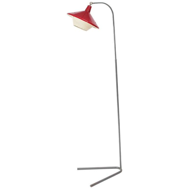 1950s Floor Lamp For Sale